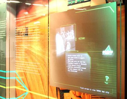TARDEC Hall of Innovations (Multimedia set)