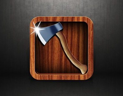 The Honest Woodcutter. The Story Book  App