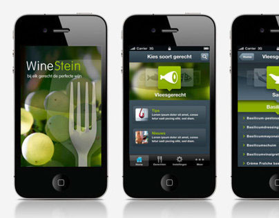 WineStein iPhone App