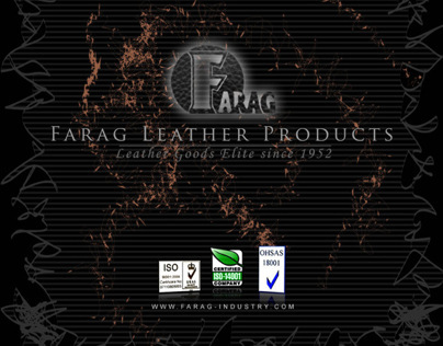 Farag Leather Poster