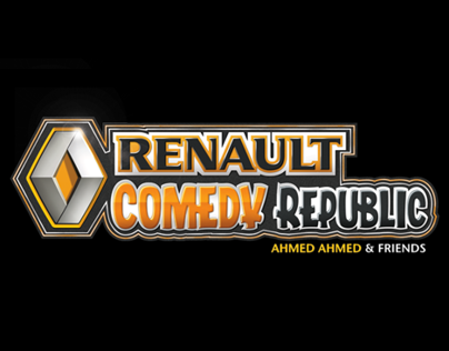 RENAULT Comedy Republic