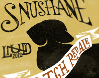 Snushane | Beer label