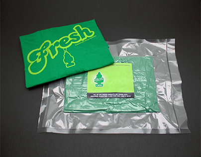 FRESH VACUUM PACKED T-SHIRT