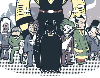 Batman & Friends