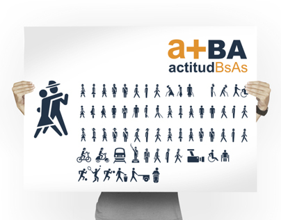 Actitud Bs. As. - Icon Design