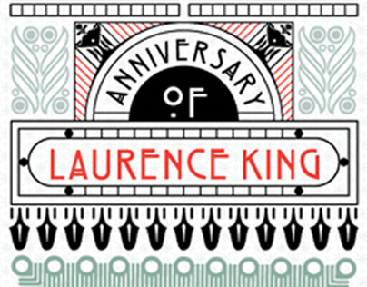 Laurence Kings 20th anniversary. Poster competition