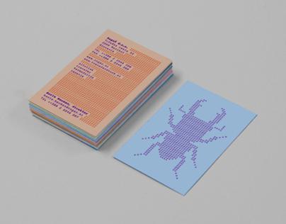 Printhouse Rogač (Stag beetle) Identity
