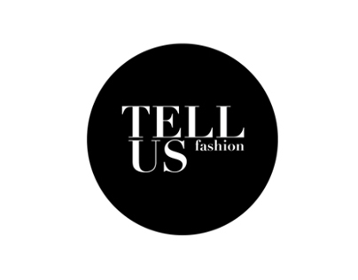TellusFashion businesscard | Sticker