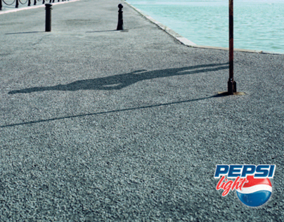 Pepsi Light Shadows
