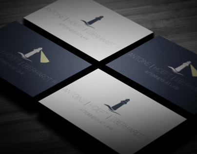 Law Firm - Logo Mockups