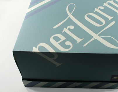 Perform - A Packaging Initiative