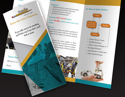 Resolve Corporate Brochure