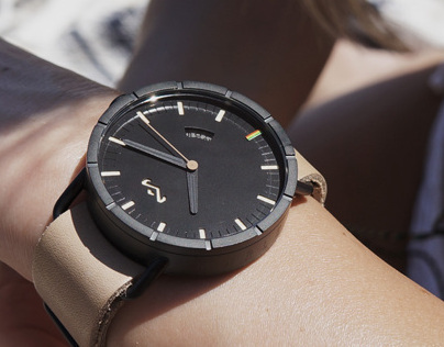 Hitch Leather Watch