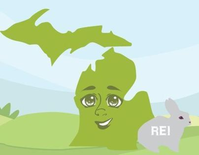 Michigan REI Animation