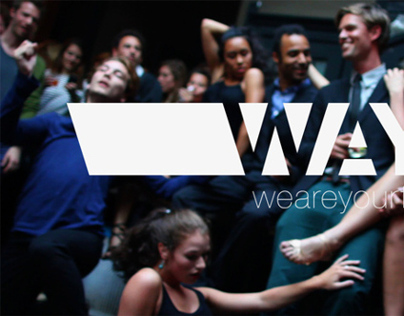 weareyourfriends (WAYF) | event concept & activation