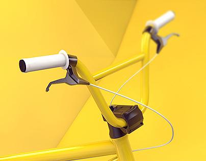 BMX - Motion graphics