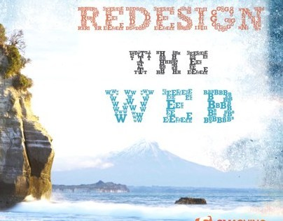 Redesign The Web - school project