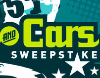 Eagles Stars and Cars Sweepstakes