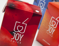Joy Juice Packaging