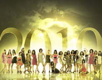 Miss Ethiopia Beauty Pageant 2010