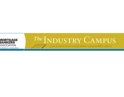 Mortgage Bankers Association: Industry Campus Header