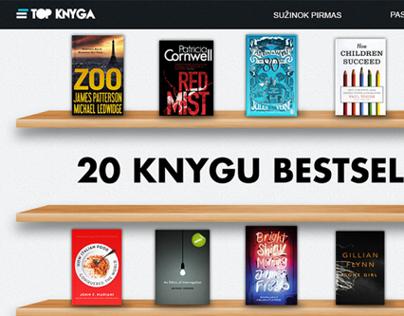 20 Bestsellers