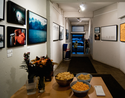 Photo exhibition at Addnature