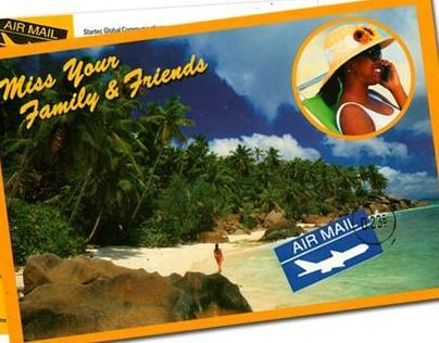 Startec Global Communications: Vacation Direct Mail