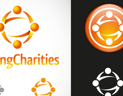 Linking Charities Logo