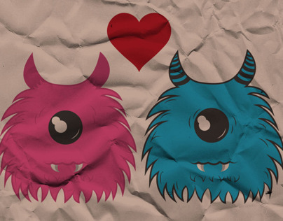 Monster love.