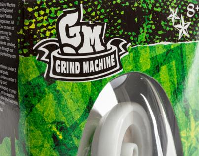 Grind Machine - Branding & Packaging