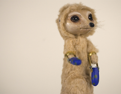 The Paw Maker no.4 no.5; Meerkat