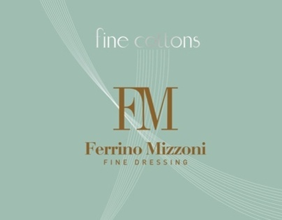 Sample folder design for FERRINO MIZZONI