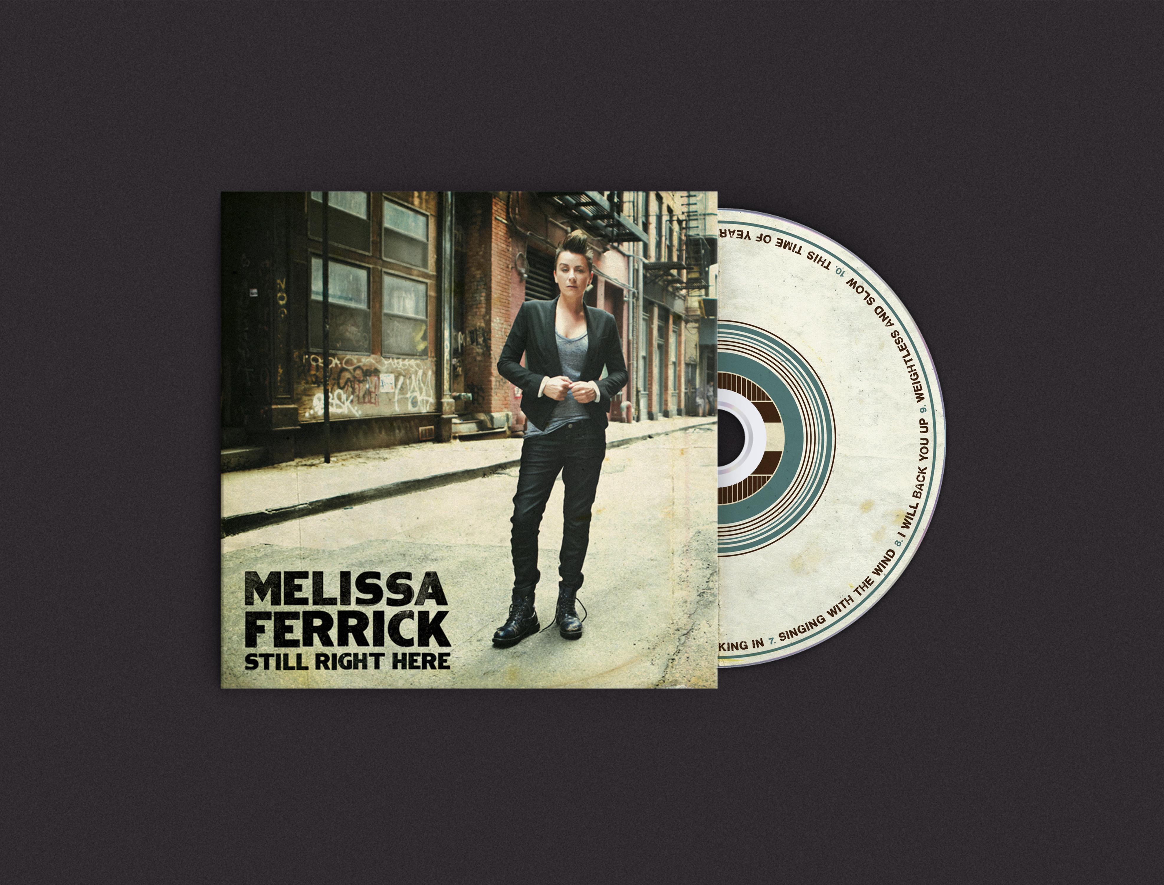 Melissa Ferrick Still Right Here