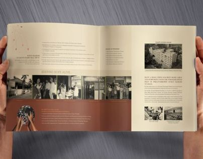 Brochure and Presentation for SRTTC, A VI initiative