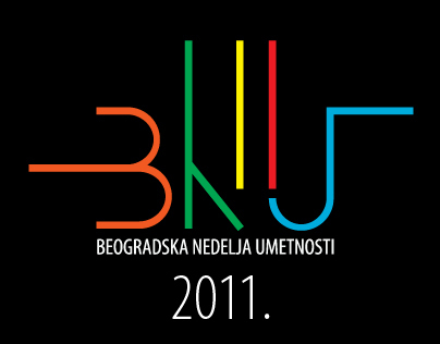 BNU 2011 Printed advert materials and publications