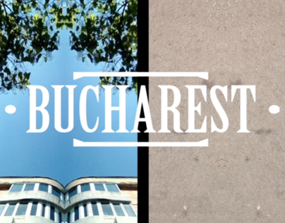 Bucharest.Two angle journey.