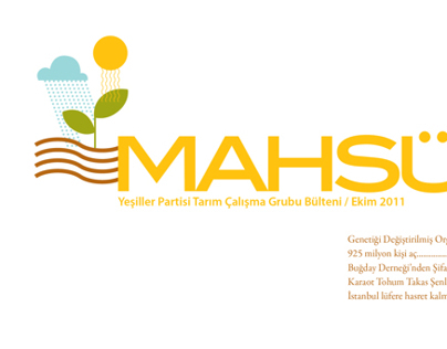 Newsletter for Mahsül