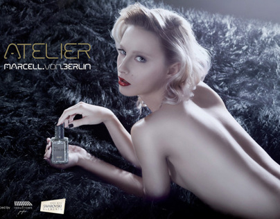 Campaign Black Virgin Perfume- Marcell von Berlin