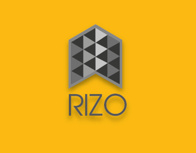 Rizo- Logo Design and Stationary Design