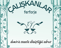 Caliskanlar Ferforje, a wrought ironing catalog