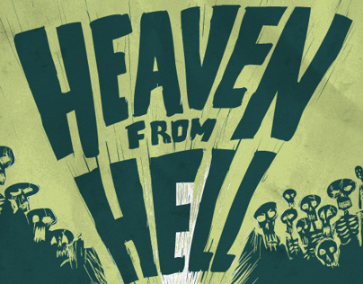 Heaven from Hell - Comic