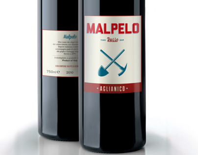 Malpelo - Red wine