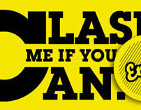 CLASH ME IF YOU CAN | COMMUNICATION CACONCEPT
