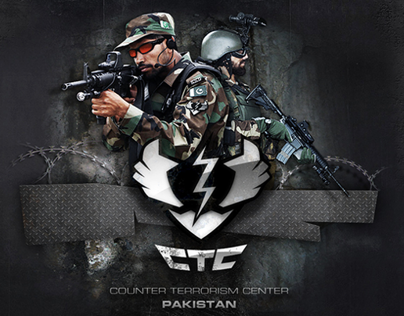 CTC - Counter Terrorism Command Pakistan