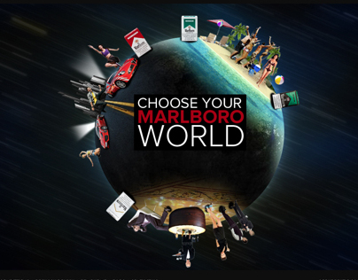 Choose Your Marlboro World
