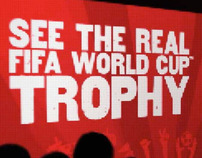 Coca Cola World Cup Trophy Tour