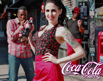 COCA-COLA: RED NEW YORK