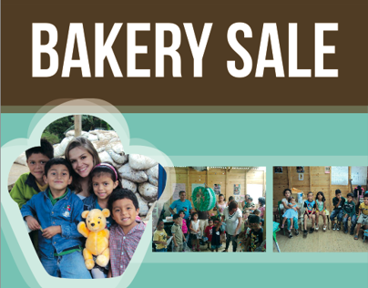 Bakery Sale