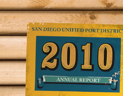 2010 Annual Report - Port of San Diego
